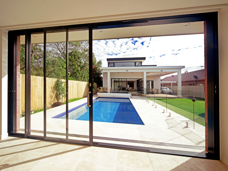 Architectural Aluminium High Performance Residential Windows Doors